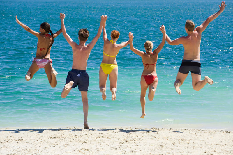 Best Island Beaches For Partying Mykonos St Barts: A Proximité Du Village Des Pins D'Or, Résidence Vacances