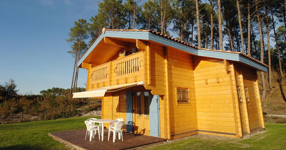 Village Vacances Landes 40 : Location Chalet & Cottage, BIAS - Mimizan