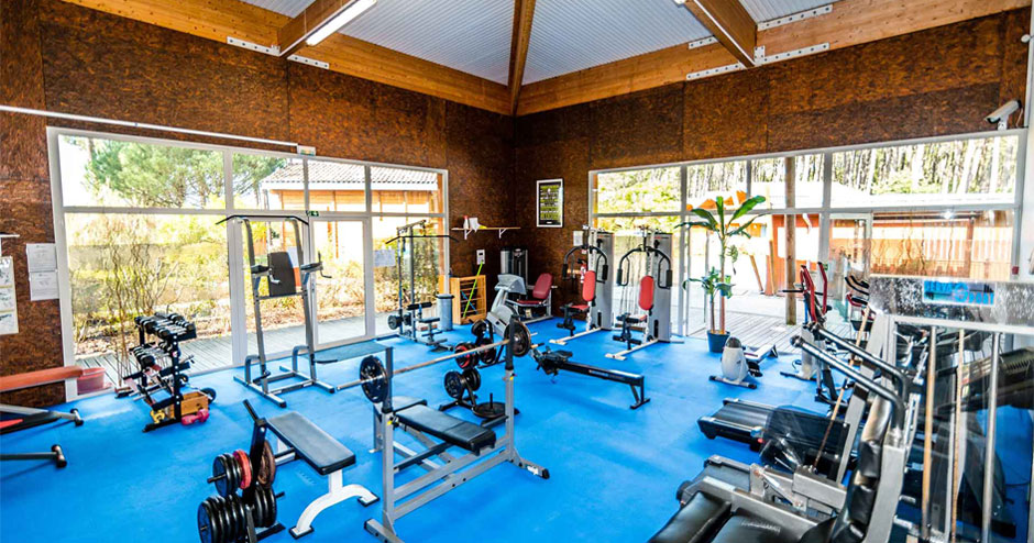 Salle Fitness Nature